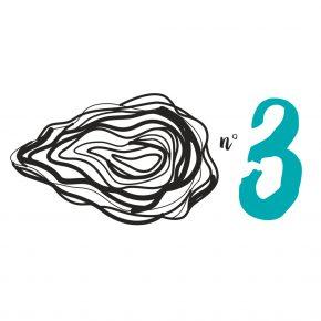 Pictrogramme représentant une huître, n°3